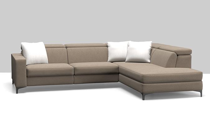 brenna salotti divano bridge sfondo bianco collezioni catalogo