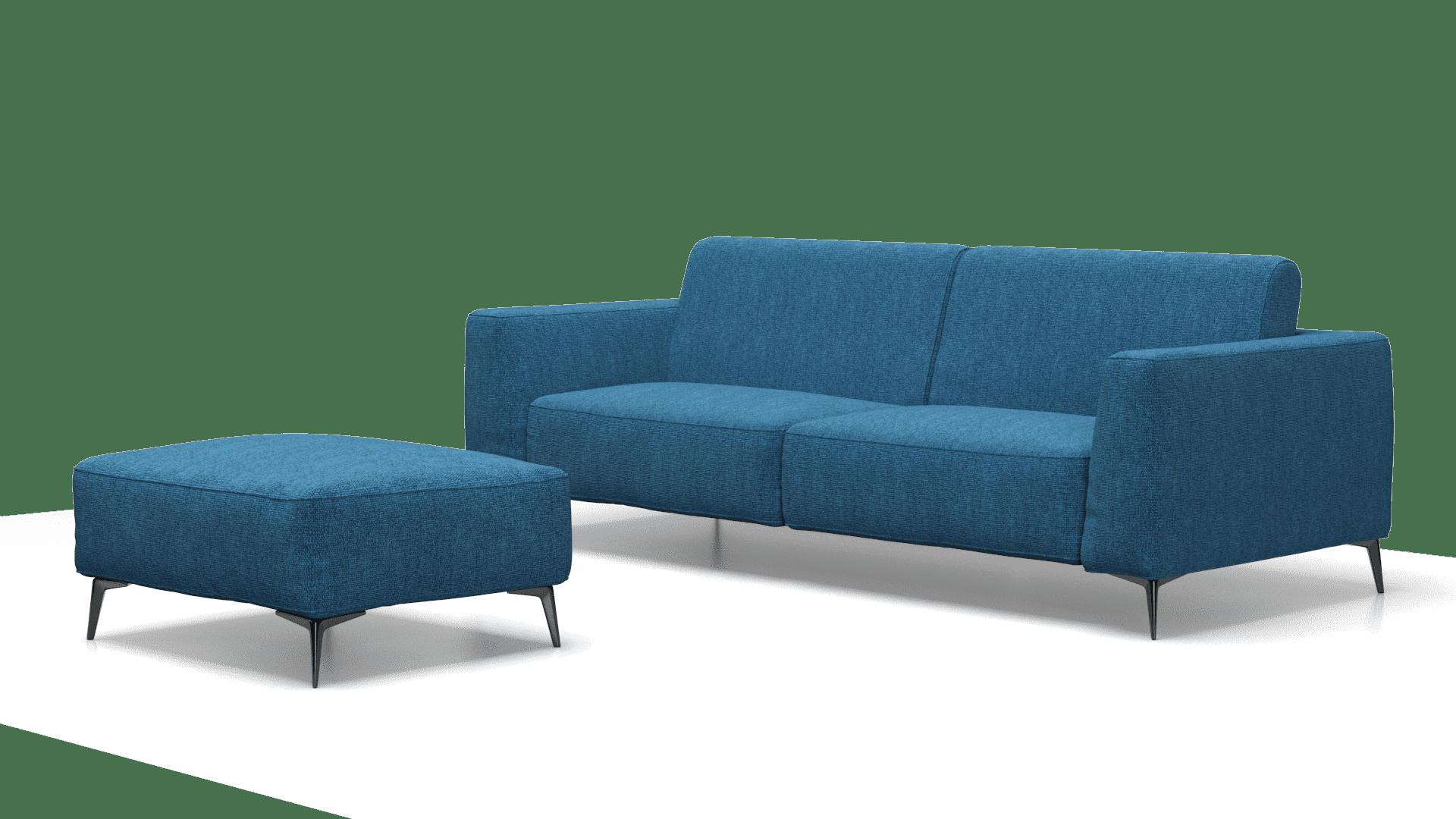 brenna salotti milano divano cerchio blu 04