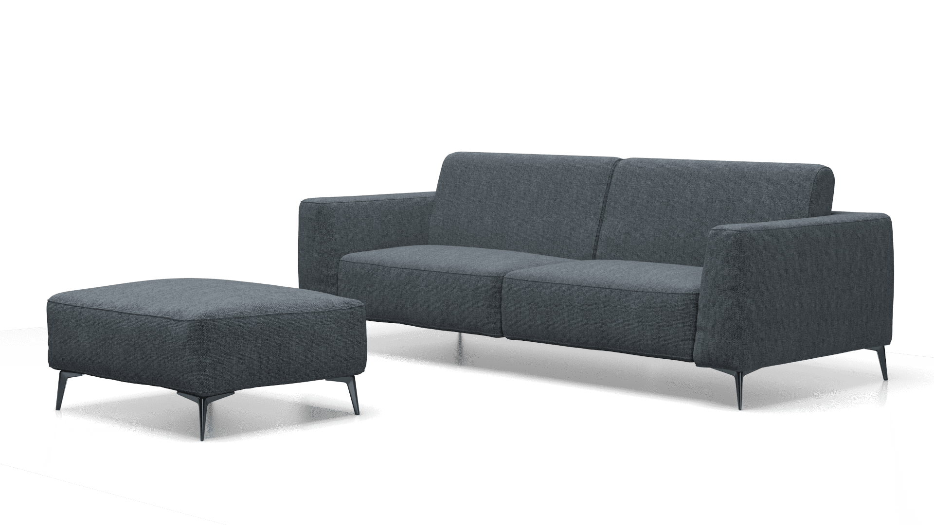 brenna salotti milano divano cerchio antracite 03