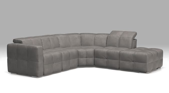 brenna salotti milano divano relax edge collezione