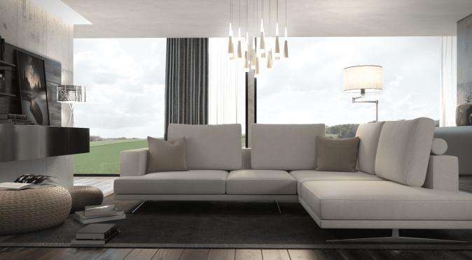 brenna salotti divano minimal artigianale