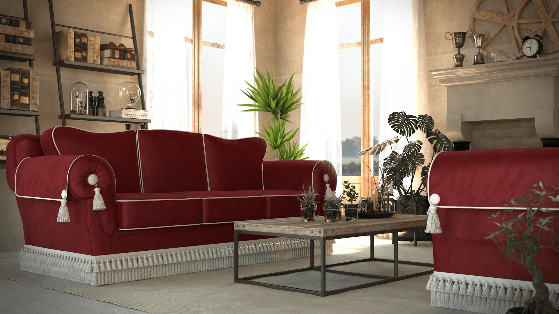 brenna salotti milano divano elegance 01