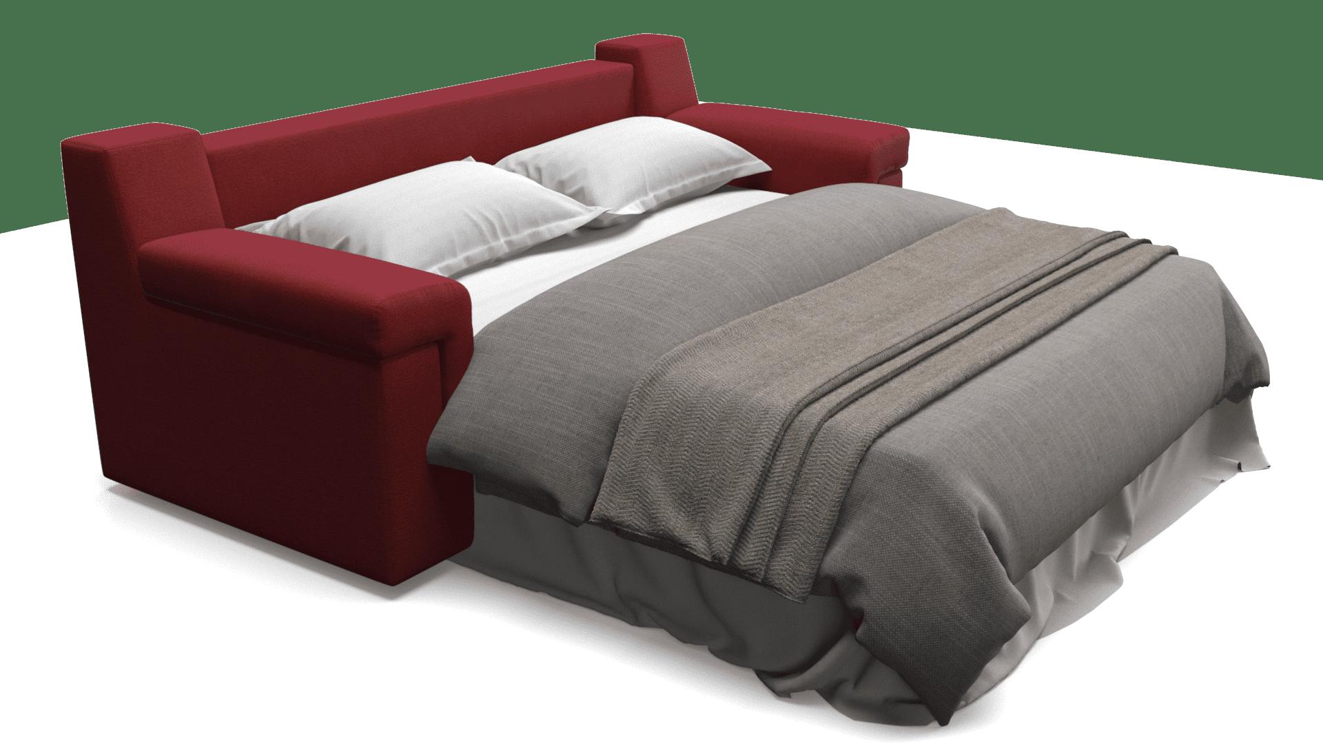 brenna salotti milano divano letto silver 12
