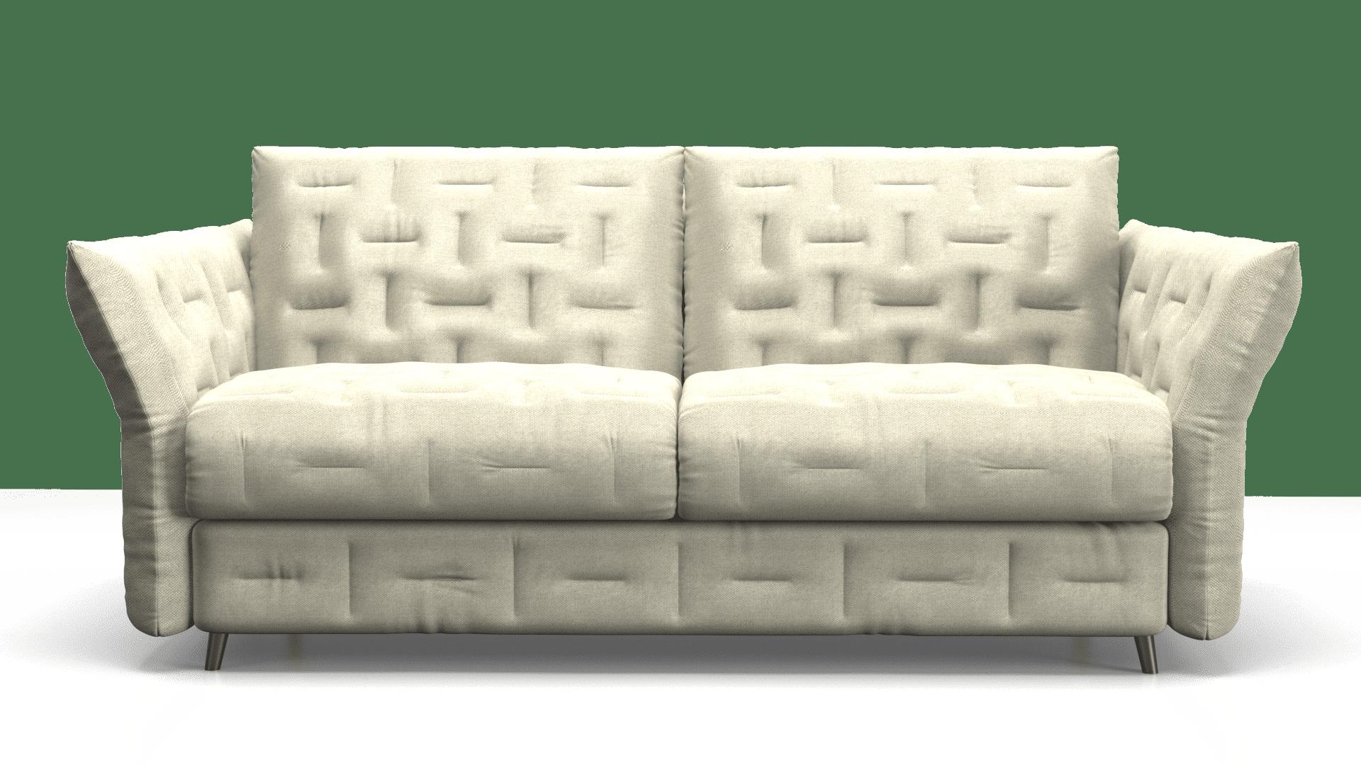 brenna salotti milano divano letto soft 11