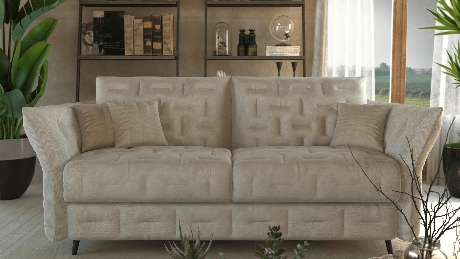 brenna salotti milano divano letto soft 12