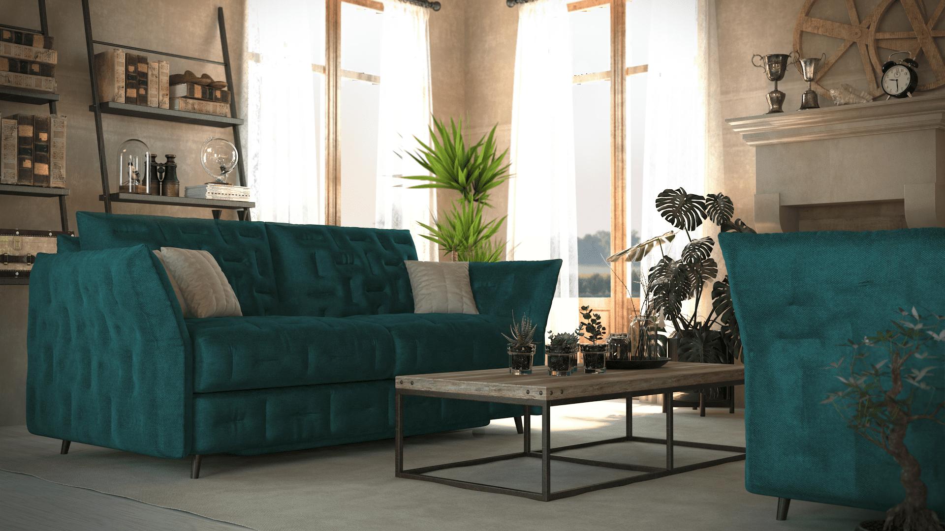 brenna salotti milano divano letto soft 13