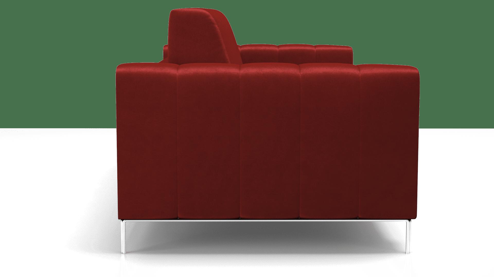 brenna salotti milano divano letto tubolar 05