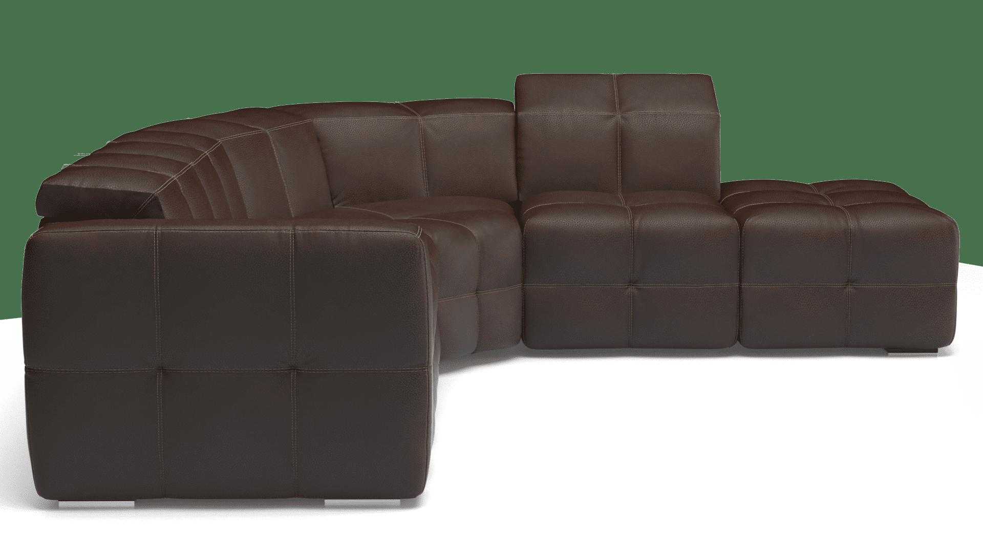 brenna salotti milano divano relax edge 12